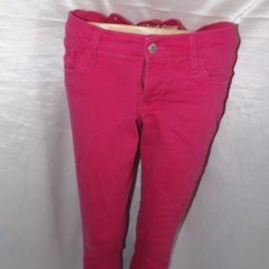 Womens OLD NAVY *Rockstar* Jeans - Pink - Sz 6